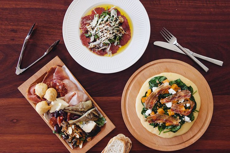 Image credit: Andre Cucina and Polenta Bar