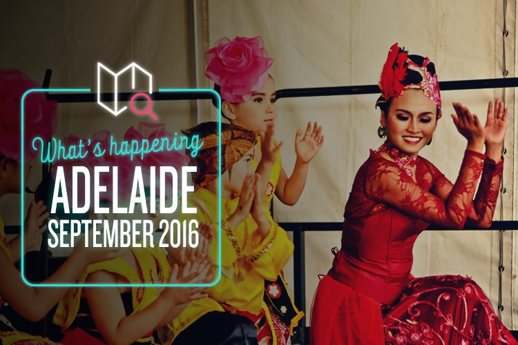 Whats Happening September 2016-Adelaide