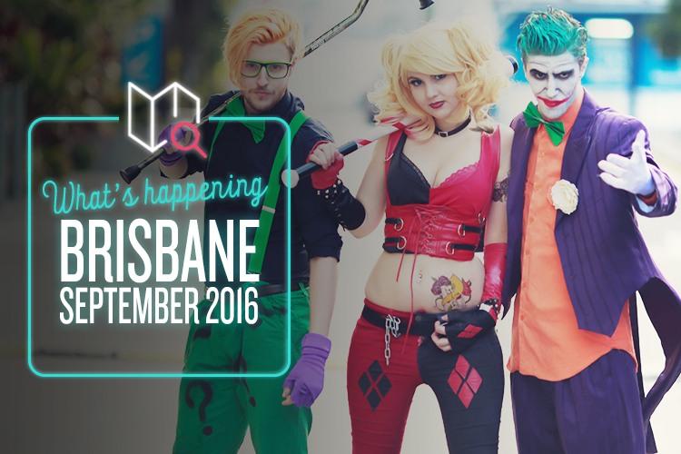 Whats Happening September 2016-Brisbane
