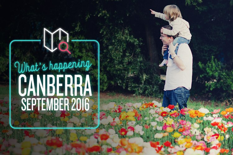 Whats Happening September 2016-Canberra