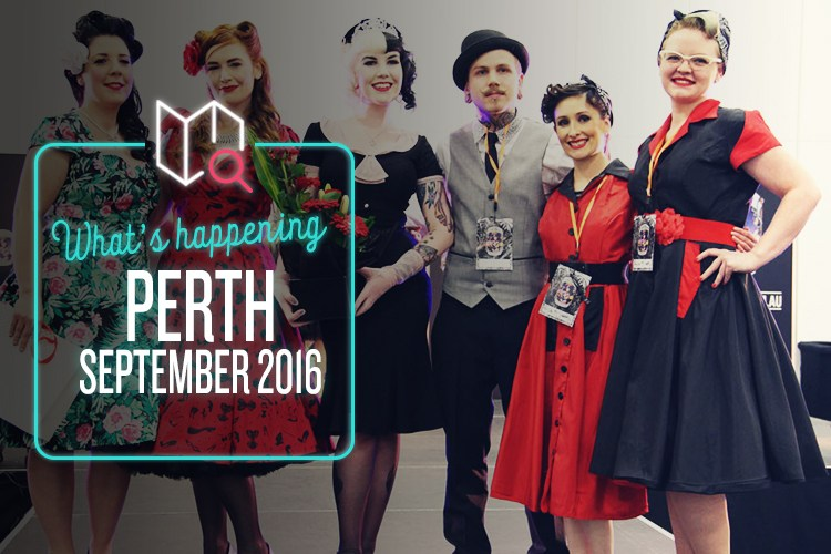 Whats Happening September 2016-Perth