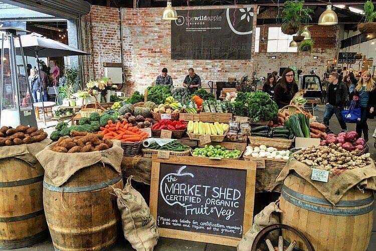 Market Shed