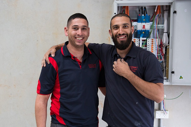 Electrician Quck Connect Electrical