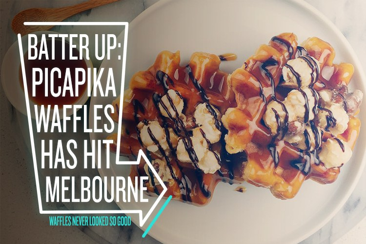 Picapika-Waffles