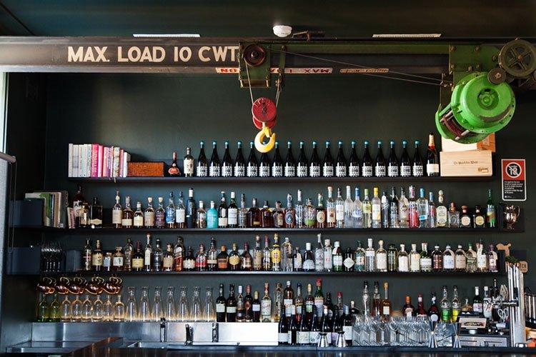 Vernons-Bar-Drinks-Selection