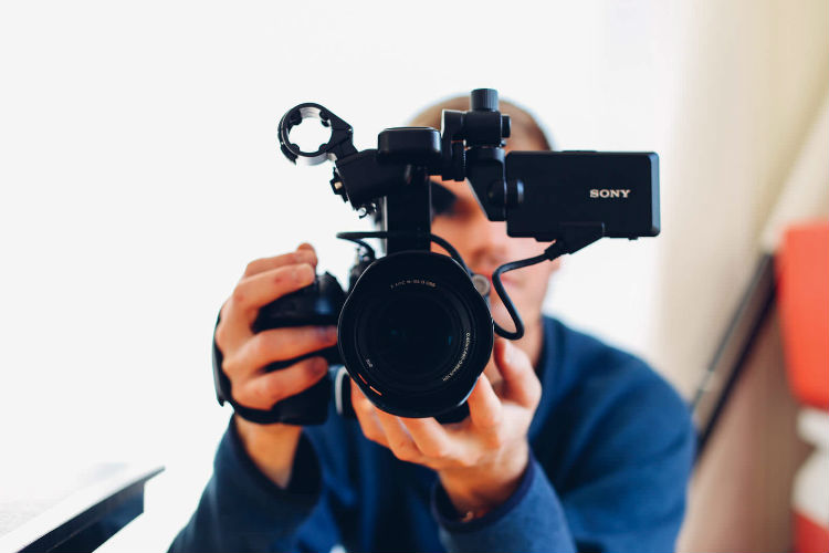 Filming good video