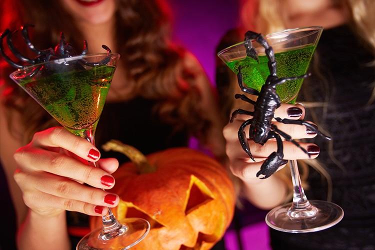 Mint halloween