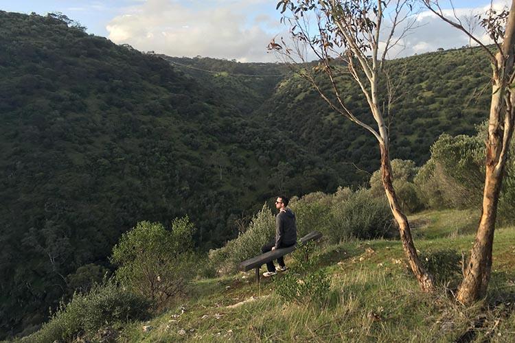Onkaparinga Gorge Trail