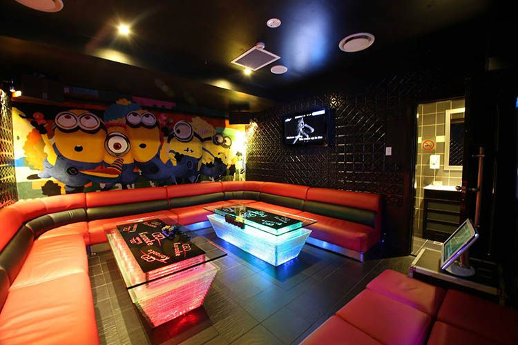 This is our jam 5 karaoke bars in sydney you have to for Design room karaoke