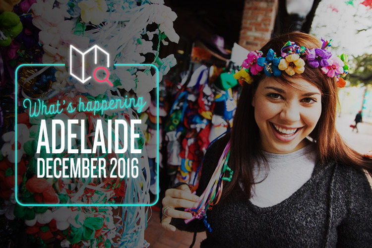 what's happening december adelaide