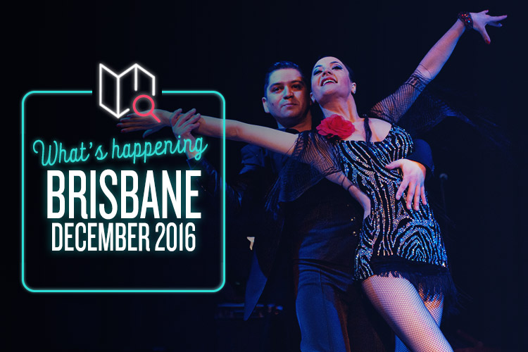 what's happening december brisbane
