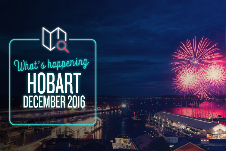 what's happening december hobart