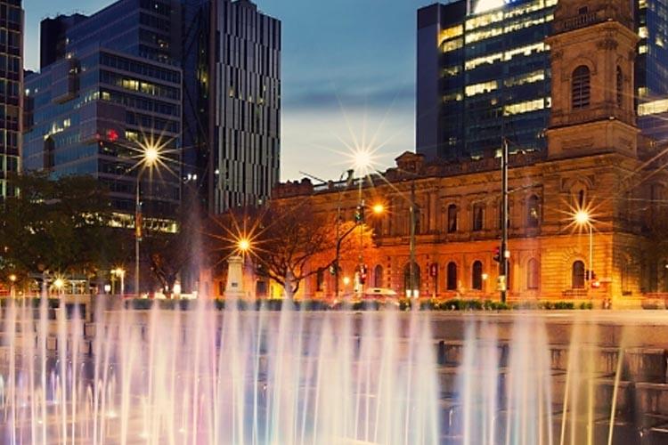 Image credit: Adelaide Parklands