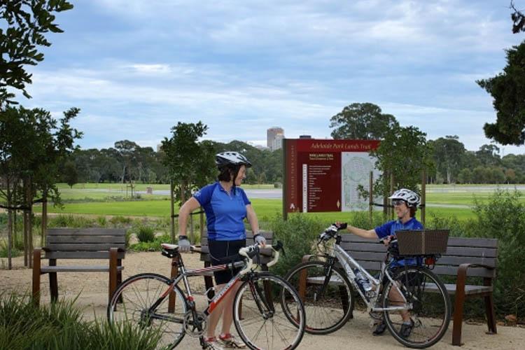 Image credit: Adelaide Park Lands
