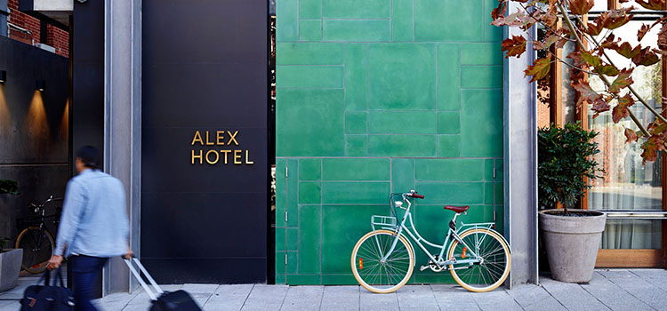 Image credit: Alex Hotel Facebook