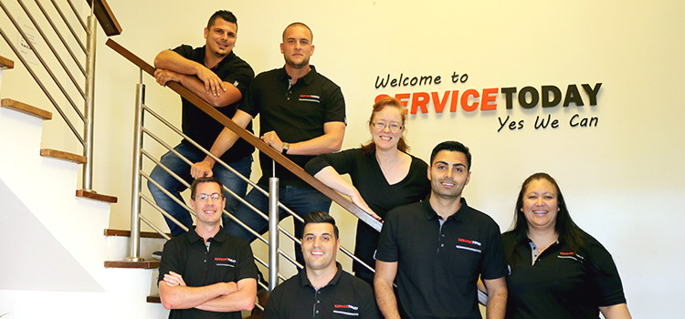 Say hi to the management team behind Service Today