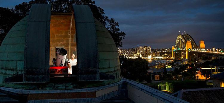 Image credit: Sydney Observatory Facebook