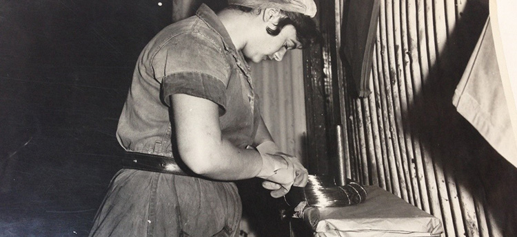 Women have been excelling in trades for many years. Photo: SALT Australia