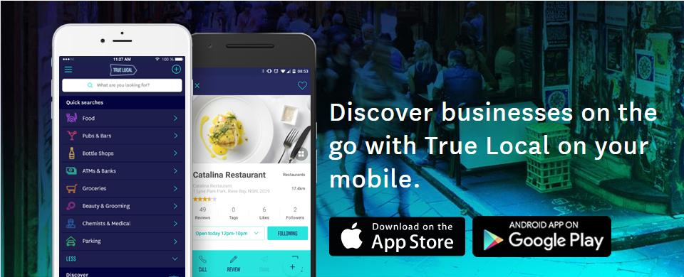 True Local App