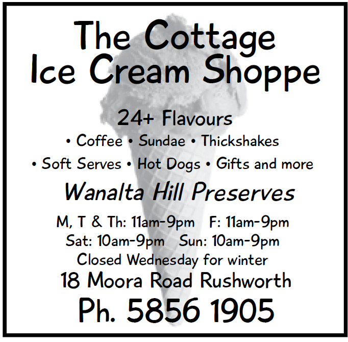 The Cottage Ice-cream Shoppe image