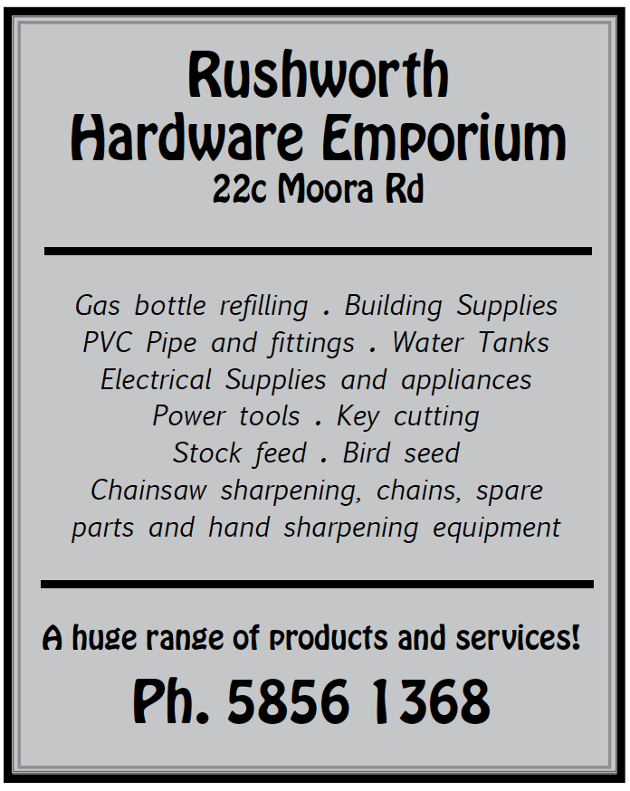 Rushworth Hardware Emporium image