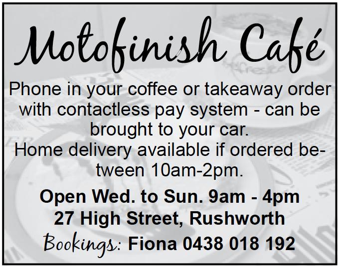 Motofinish Cafe image
