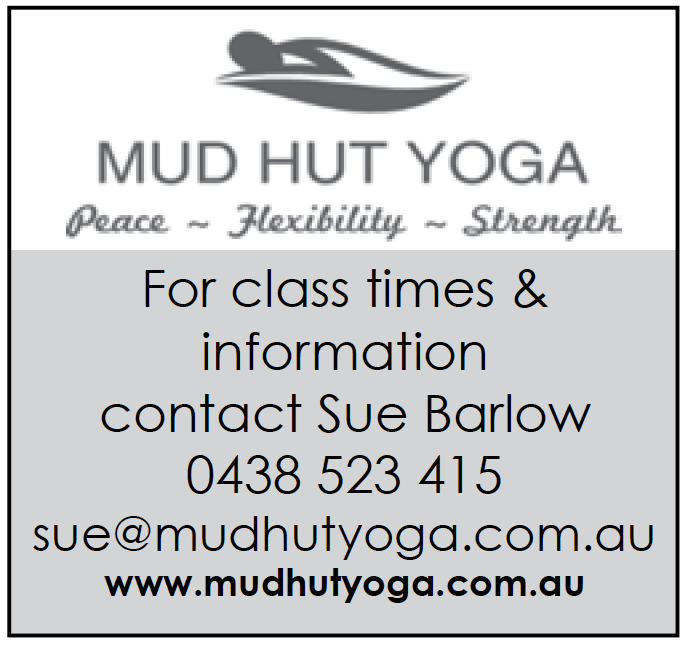Mud Hut Yoga image