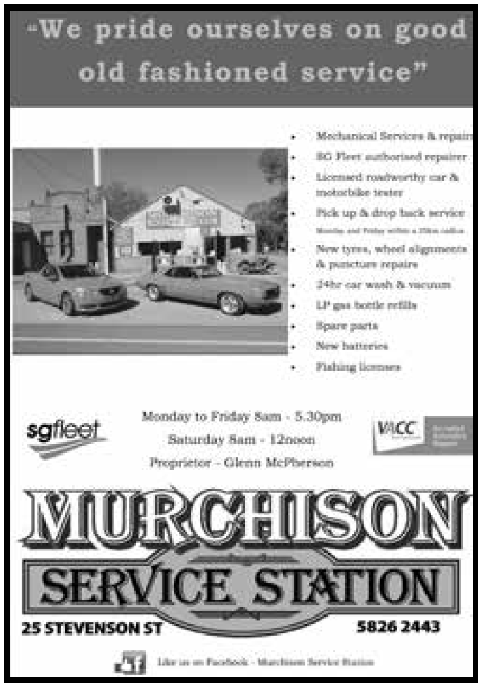 Murchison Service Station image