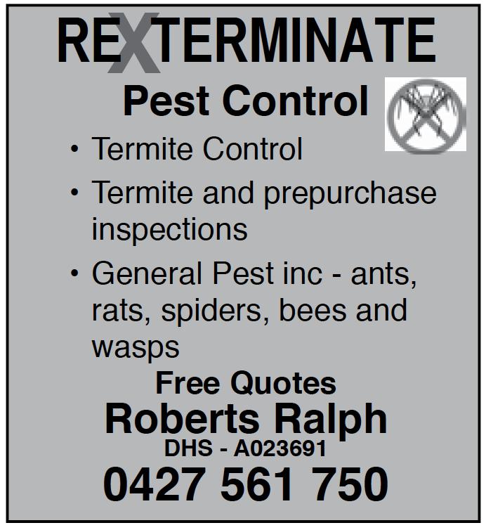 ReXterminate Pest Control image