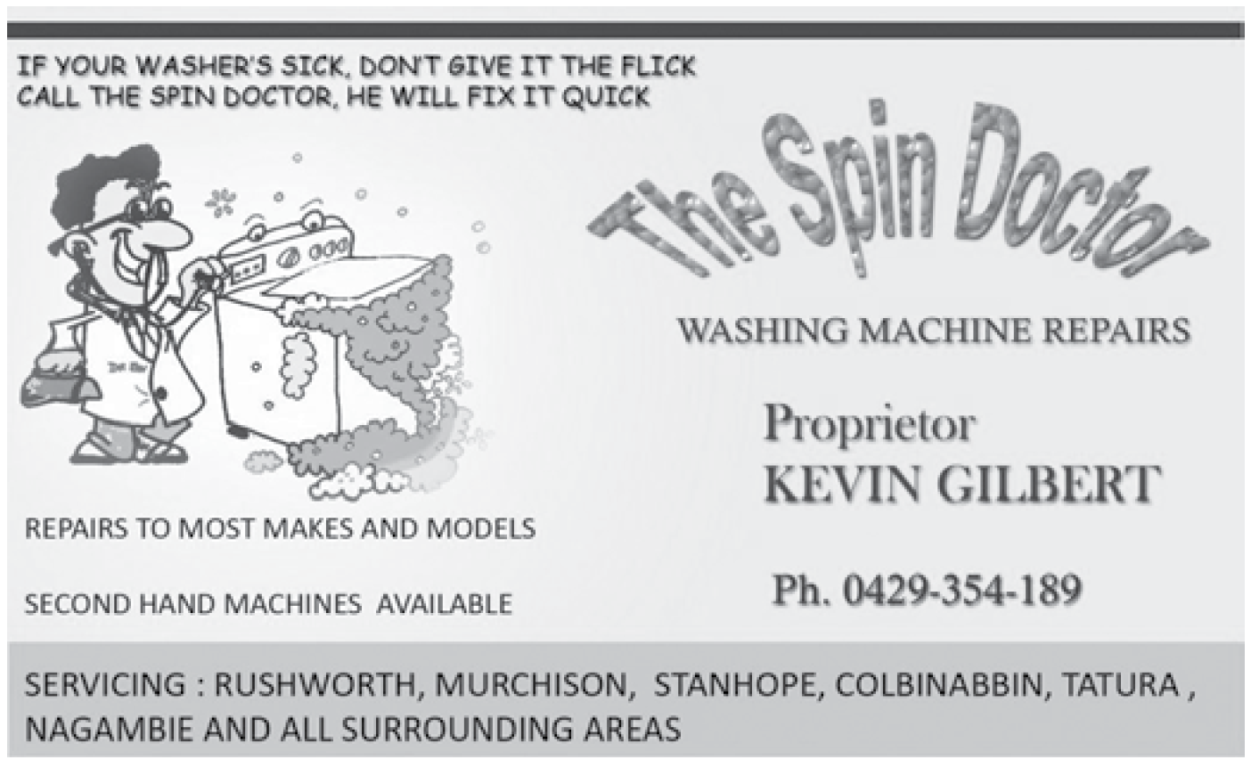The Spin Doctor image