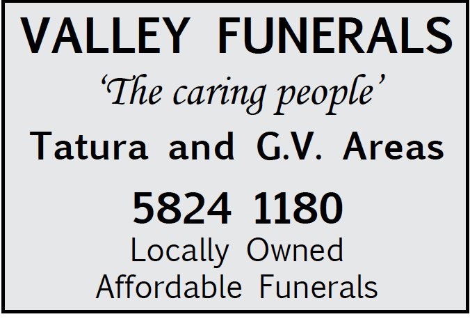 Valley Funerals image