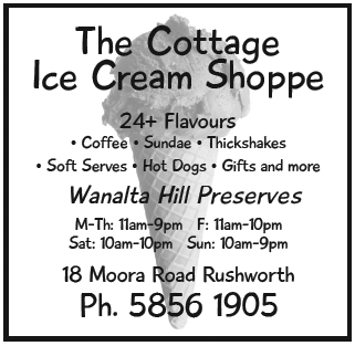 The Cottage Ice Cream Shoppe image