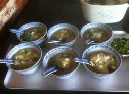 Cheat's Asian-style Fish Soup image