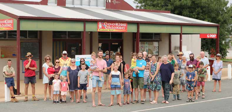 Save our store! Colbinabbin locals propose community shareholder plan image