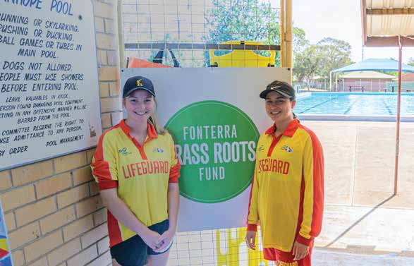 Fonterra teams up to support community groups in northern Victoria image