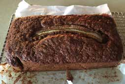 Julia's Banana Bread image