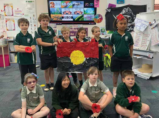 Local schools celebrate NAIDOC Week image