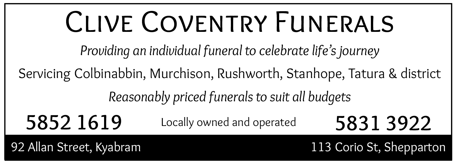 Coventry Funerals image