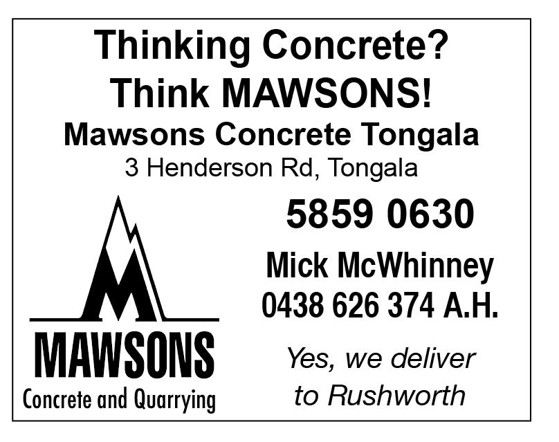 Mawsons Concrete Tongala image