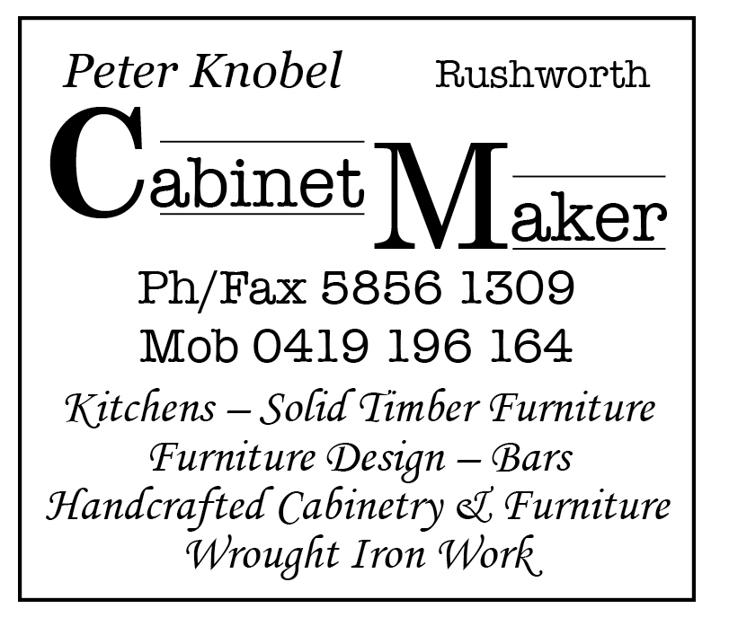 Peter Knobel Cabinet Maker image