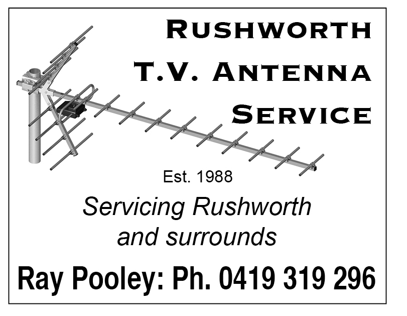 Rushworth TV Antenna Service image