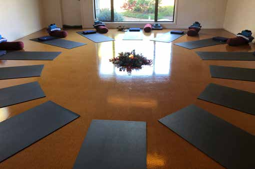 Mud Hut Yoga Studio happenings image