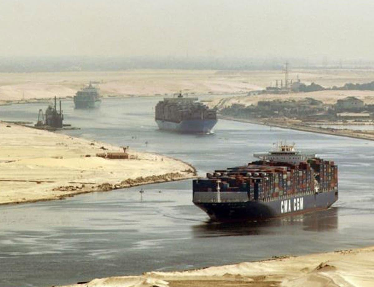 Suez Canal image