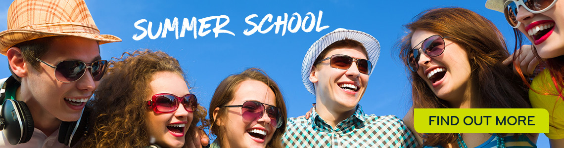 Enrol Now for Summer School Program