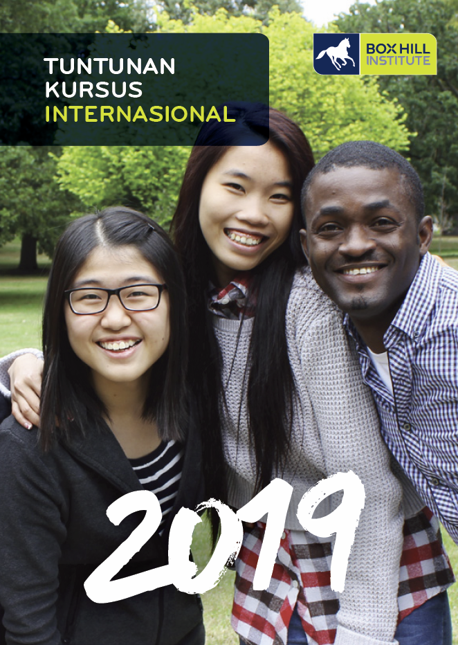 International Course Guide 2019 (Indonesian)