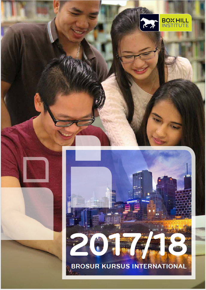 International Course Guide 2017/2018 (Indonesian)