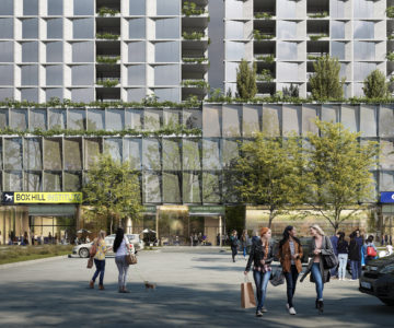 Contract Signed for Mixed Use Zone in Box Hill