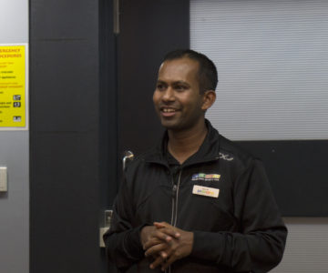 Vocational Student of the Year: Nalin Nanayakkara