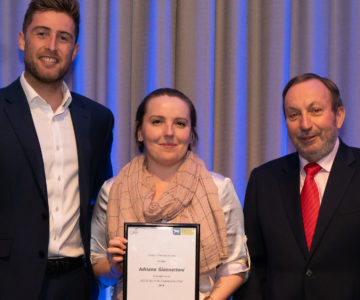 VCE Student of the Year: Adriana Giannettoni