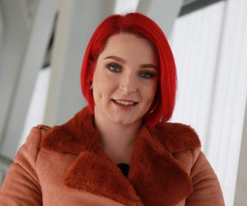 Student Profile: Ruby Haddon